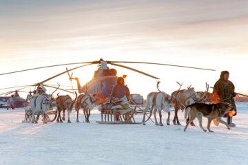 В «Норникеле» создадут отдел по взаимодействию с коренными народами Таймыра
