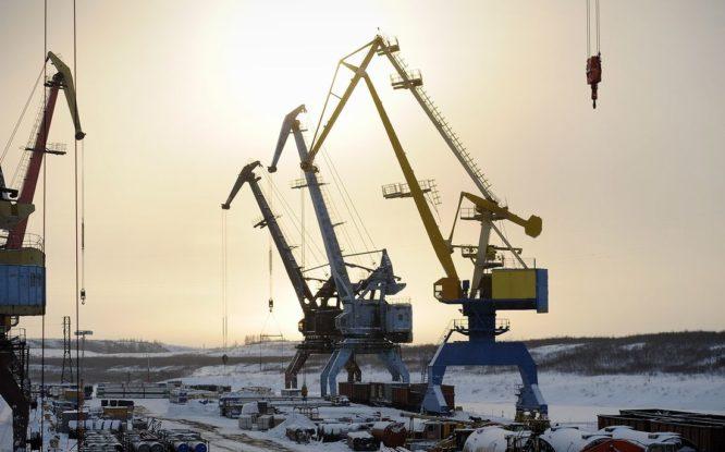 Заполярный транспортный филиал «Норникеля» завершил летнюю навигацию