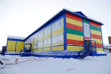 В Хатанге открыли новый корпус школы-интерната