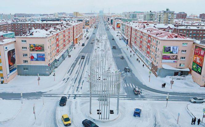Норильск в числе 18 моногородов войдет в программу ВЭБ.РФ
