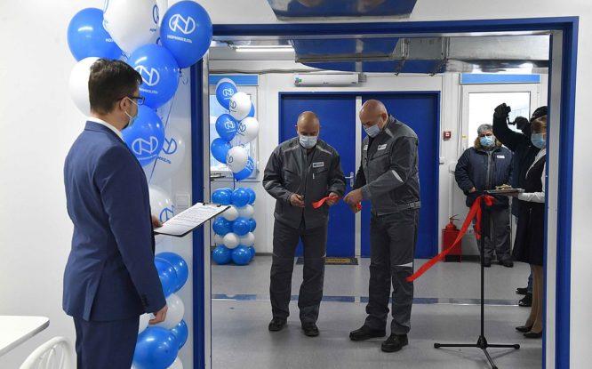 В Норильске открыли первую очередь жилого комплекса для строителей «Серной программы»