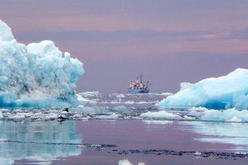 В Арктике начали оттаивать «спящие гиганты» – залежи метана