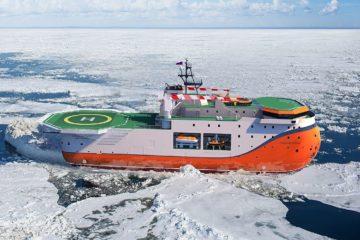 Арктику исследуют с помощью самодвижущейся платформы