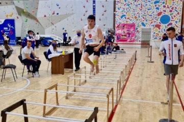 Таймырский спортсмен установил новый рекорд России в прыжках через нарты