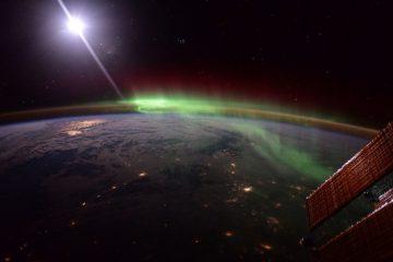 Арктику будут наблюдать с российского спутника