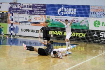 МФК «Норильский никель» победил в седьмом туре чемпионата