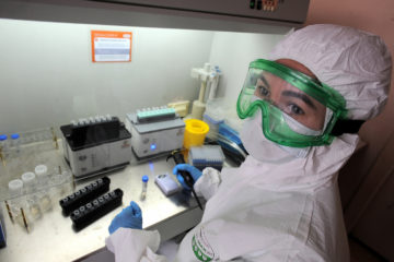 За сутки коронавирус нашли еще у 13 норильчан