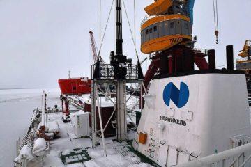 Ледокол «Авраамий Завенягин» вернулся в Дудинский порт после 11-дневной спасоперации