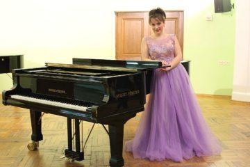 Норильчанка победила в престижном вокальном конкурсе