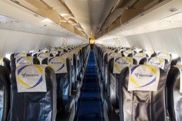 У авиакомпании NordStar появилась новая услуга «Свободное кресло»