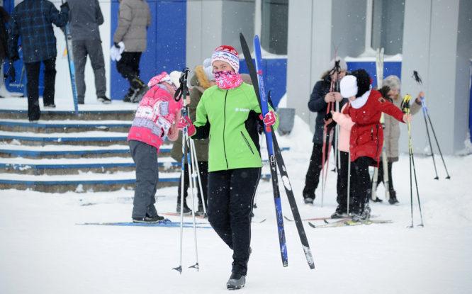На лыжной базе «Оль-Гуль» ввели ряд ограничений из-за ковида