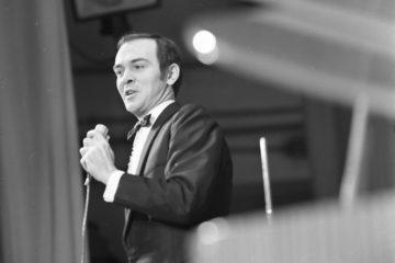 Под занавес 1969 года в Норильске пел Муслим Магомаев
