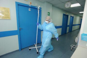 С выходных в Норильске выявили 66 случаев заражения коронавирусом