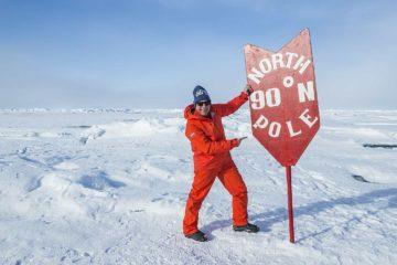 На Северном полюсе зафиксировали рекордно быстрое потепление