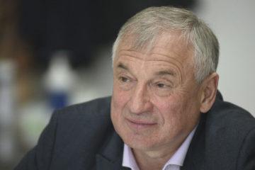 Юрий Захаринский поздравил норильчан с наступающим Новым годом