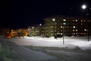 Житель Игарки оставил без телефонной связи свой город