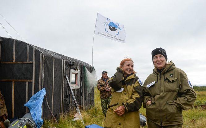 Большая норильская экспедиция получила международную премию