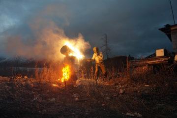 Россиянам запретят разводить костры и сжигать мусор на частных участках