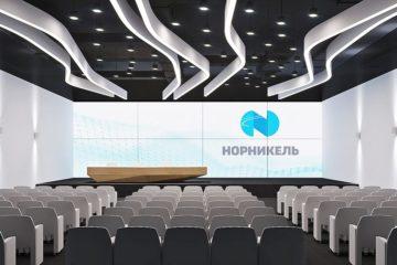 Дизайн-студия Лебедева разработала идеи оформления социально-бытовых объектов «Норникеля»