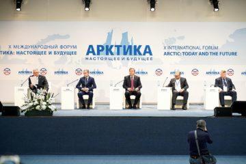 Опыт края по модернизации энергосистем представили на форуме по Арктике