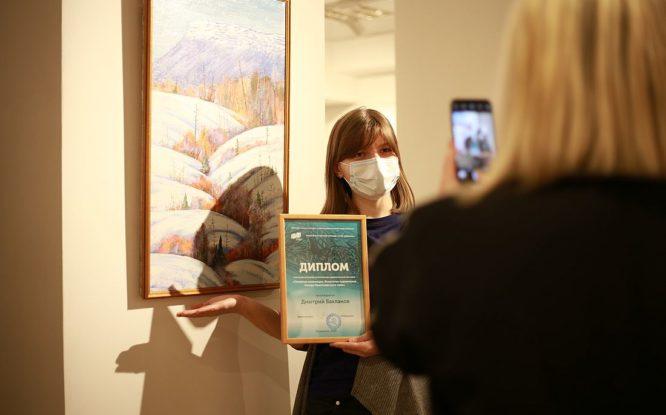 Ко Дню художника в Норильске открыли «Северную коллекцию»