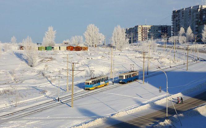 Сразу две улицы Норильские обнаружились в Прокопьевске