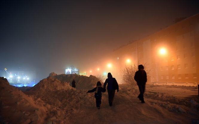 Зима в Норильске – больше, чем зима