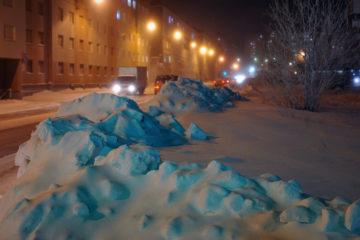 Антициклон несет похолодание в Норильск