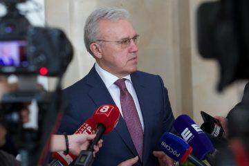 Александр Усс в числе худших в рейтинге репутации губернаторов