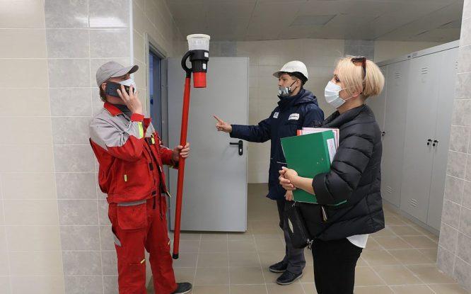 «Норникель» создает комфортные условия для рабочих