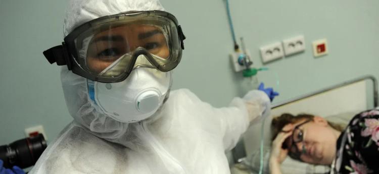 С выходных коронавирус нашли у 35 норильчан