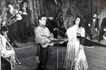 После «Свадьбы в Малиновке» звезда театра «Ромэн» играл на норильской сцене