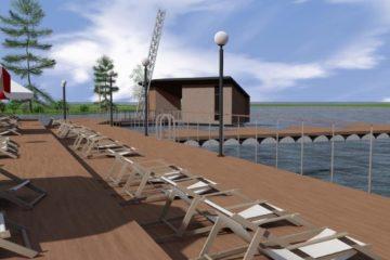 В озере Оль-Гуль можно будет купаться