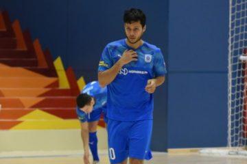 Бразилец Алекс поделился впечатлениями о первых матчах в составе МФК «Норильский никель»