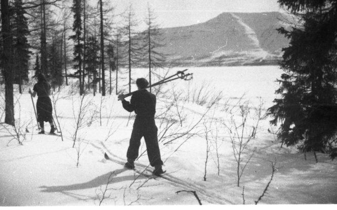 Лыжи в Норильске всегда были самым популярным видом спорта