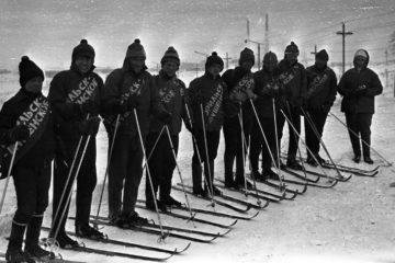 Сверхдальний лыжный переход спортсмены Норильска совершили в 1970 году