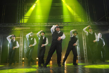 Новый спектакль «Мужской стриптиз» на сцене драмтеатра