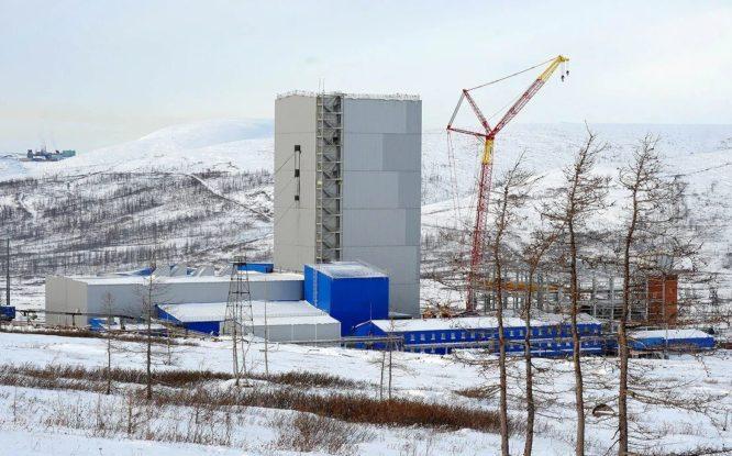 Горные машины для рудника «Скалистый» будут собирать на глубине 800 метров