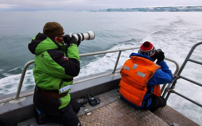 Арктическая экспедиция Северного флота и ученых РАН продолжится в 2021 году