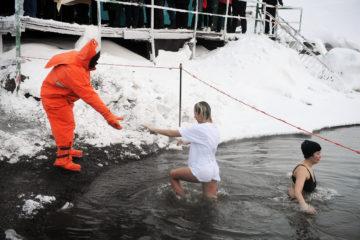 Норильчан предупреждают о штрафах за нарушения во время праздника Крещения