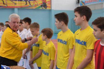 Юные норильские футболисты взяли бронзу на краевом первенстве