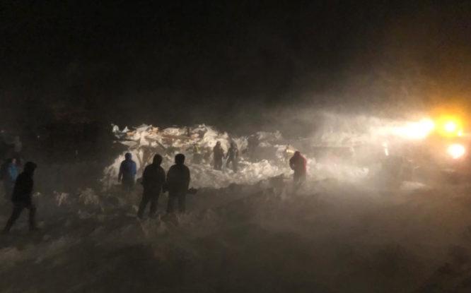 Задержаны еще двое дежурных по делу о сходе лавины