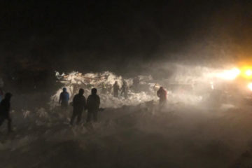 Продолжается расследование уголовного дела по факту гибели людей на «Горе Отдельной»
