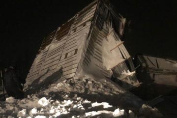 Следственный комитет возбудил уголовное дело после схода лавины в Норильске