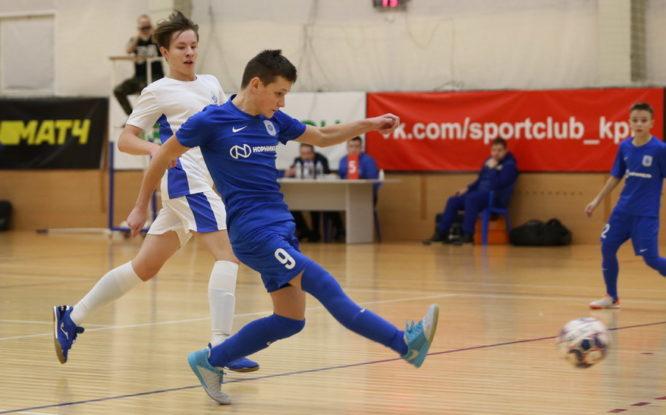 Резервисты МФК «Норильский никель» стартовали в юношеской Суперлиге U-16