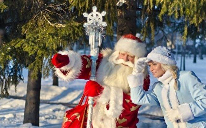 На Таймыре ищут лучших Деда Мороза и Снегурочку