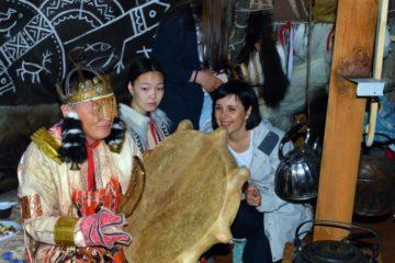 Самыми сильными шаманами авамской тундры считалась династия Костеркиных