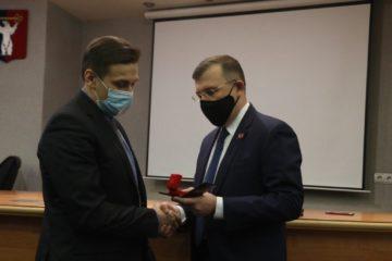 Депутатскому корпусу представили нового депутата