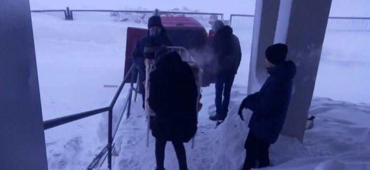 В Норильске волонтеры помогли доставить медоборудование в детскую больницу