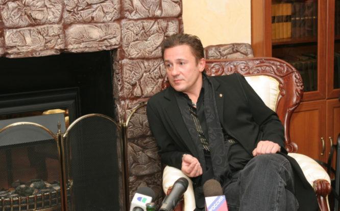 15 лет назад в Норильске побывал Олег Меньшиков